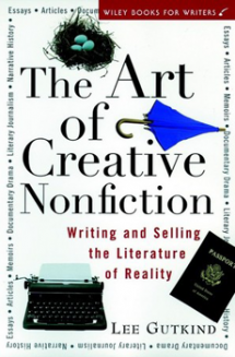the art of creative nonfiction writing and selling the literature of reality Free 2-day shipping on qualified orders over $35 buy the art of creative nonfiction at walmartcom.